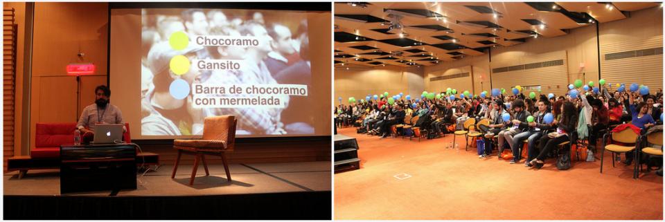 Lecture von Jose Duarte